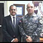 Fiscal Santo Domingo Oeste sostiene encuentro con Regional Policial SDO.