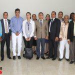 Alcalde Francisco Peña realiza reunión con comisión que compone la Mesa de Seguridad,Ciudadanía y Género,