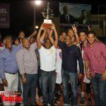 Culminación éxito Torneo El Hoyo: Club H5 Campeón.