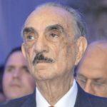 Muere Rafael Abinader a los 89 años, padre del político Luis Abinader