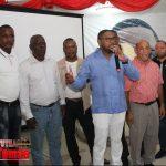 Precandidato a diputado Carlos Trinidad ofrece gran fiesta a sus seguidores en SDO.