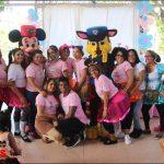 Fundación Acción Juvenil realiza actividad con motivo al Día de los Reyes Magos
