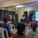 Fundación Manos Comunitarias realiza Charla sobre Derechos y Deberes de los Empleados Domésticos.