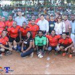 Adecea culmina XXXIII Torneo Barrial de Futbol;anuncia dedicatoria a Rafael Garcia próximo encuentro deportivo