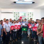Programa Líderes SDO continúa actividades en la República de Bolivia