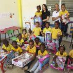 Despacho de la Primera Dama concluyó jornadas de entrega de juguetes, ropa y zapatos a niños y niñas en hospitales e instituciones trabajan con niñez