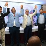 Ex dirigentes de la Juventud Reformistas ingresan al PRD. El Partido blanco Continúa creciendo entre la juventud.