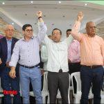 Presentan candidatos que apoyan a Leonel Fernández en Santo Domingo Oeste