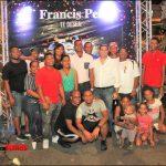 La Altagracia recibe a Francis Peña y su continuación programa de celebración cumpleaños