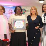 Diputada Ana María Peña reconoce mujeres emprendedoras