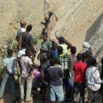 """Captan en video a guardias de RD dejando pasar a haitianos en frontera """"pagan el pejae"""" los ilegales"""