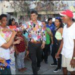 Alcaldía Santo Domingo Oeste Celebró Desfile de Carnaval Municipal.