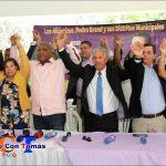 Dirección peledeista de Circunscripción# 5 anuncia acto de apoyo gestión Danilo Medina
