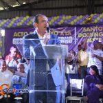 Santo Domingo Oeste se manifiesta en apoyo gestión del presidente Danilo Medina