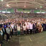 Ratifican a Miguel Vargas como su presidente PRD Y eligen a Junior Santos secretario general