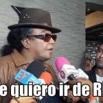 Sergio Vargas se quiere ir de República Dominicana