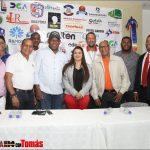 """Anuncio del Torneo de Baloncesto Superior de Santo Domingo Oeste """"LIBASADO"""" 2019."""