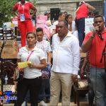 Regidor Luis Díaz Filpo Celebra día de las Madres en SDO