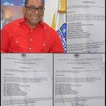 Comunicado de Prensa del Regidor Luis Díaz Filpo.