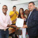 Alexis Provocon oficialmente Pre Candidato a Diputado