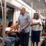 Prohíben actos religiosos y políticos en el Metro de Santo Domingo y Teleférico