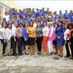 Distrito Educativo 15-05 da inicio oficial al año escolar en SDO