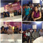 Diputado Miguel Espinal encabeza asamblea electoral en La Altagracia de Herrera