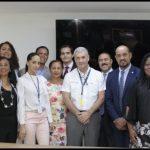 Gonzalo Castillo se reúne con «Sector Externo Europa» para definir estrategia en ruta de ganar primarias PLD