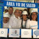 Área VII Salud realiza diversas actividades por Día Mundial de la Diabetes