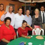 Junta de Vecinos la Unión realiza cena de fin de año 2019