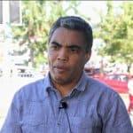 Regidor SDO promete honrar memoria de su hermano fenecido sindicalista Pérez Figuereo