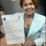 Manuela López oficialmente candidata a diputada PRD en SDO