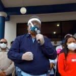 Ayuntamiento SDO realiza operativo de limpieza municipal.