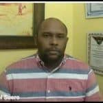Candidato a Diputado Joel Suero llama a los jóvenes a respetar las disposiciones de las autoridades