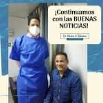 Dan alta médica al Comisionado de Boxeo de RD, Franklin Núñez