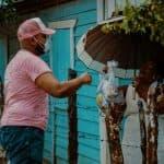 Senadora Cristina Lizardo entrega alimentos a familias de escasos recursos de Santo Domingo