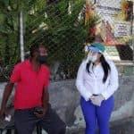 Valentina Cruz, valora labores de galenos de SDO