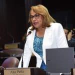 Diputada Ana María Peña exhorta a colegas aprobar la extensión de estado de emergencia