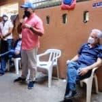 César Guzmán sostiene reunión junto a candidato a senador Taveras Guzmán
