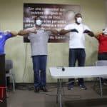 Ministerio de Deportes entrega ayuda a dirigentes y clubes deportivos de SDO