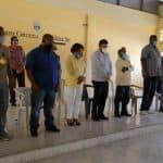 Frente Nacional de Deportes PRM juramenta decenas de dirigentes deportivos en SDE