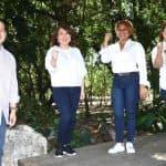 Candidata Manuela López y nuevas figuras se unifican para fortalecer el PRD