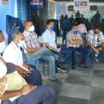 Reunión de integración de dirigentes deportivos en el Frente Municipal de Deportes PRM coordinado por Rafael Garcia
