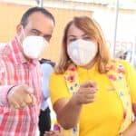 Diputada Ana María Peña dice juventud darán triunfo a ella, Cristina Lizardo y Gonzalo Castillo