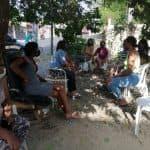 Doctora Lorenzo juramenta grupo de enfermeras de Las Caobas al PRM
