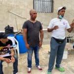 Candidato a diputado Manuel Disla encabeza juramentacion de nuevos coordinadores