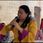 Valentina Cruz recibe el apoyo del presidente de intermedio Alex Ramírez y su hermano Julio Ramírez