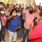 Juramentan Comando de Campaña del PRD en SDO; Díaz Filpo lo encabezará