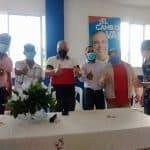 Dos grandes movimientos pasan apoyar a candidato presidencial Lic. Luis Abinader, Antonio Taveraz Guzmán  como Senador