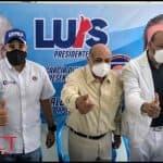 Candidato a diputado César Guzmán juramenta Alberto Díaz en PRM y forma parte de su proyecto político